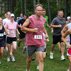 Log Cabin Run : Lapham Peak State Park - Delafield, WI - Aug 6, 2011