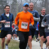 South Shore Half Marathon : Milwaukee, WI - Apr 9, 2011