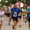 Dominic Days Festival Steeplechase 5K : St. Dominic - Brookfield, WI - Jul 16, 2011  Photos from the start, near finish and the church grounds