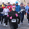 Steve Cullen Healthy Heart Club Run : Wauwatosa, WI - Feb 12, 2011  Photos from the start and finish