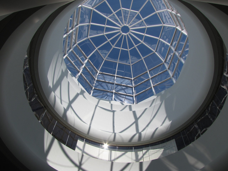 Overture Center for the Arts - dome