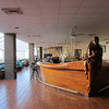 Cool bar in the Paul Hall Center's Seafarers Harry Lundenberg School of Seamanship - Piney Point, MD