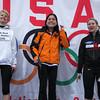 Julie Spencer - Women's Marathon winner
